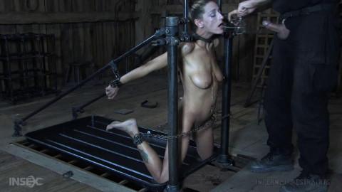 Bondage, suspension and castigation for slutty doxy part 3 Full HD 1080p