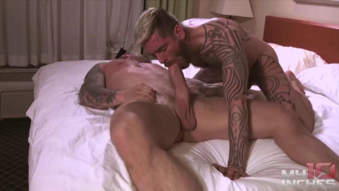 Rocco Steele fucks Logan McCrees asshole (720p)