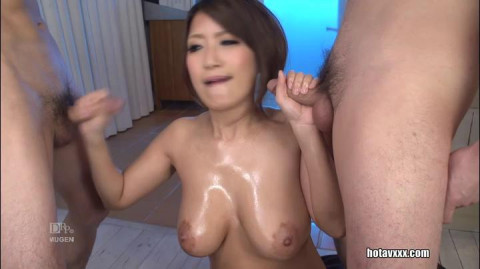 The Soap Girl Makes Men Crazy With Cream