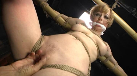 Nawa Loincloth Blonde Slave Adrianna Nicole (2016)