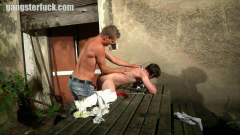 Caning of a sprayer part 4 (2012)