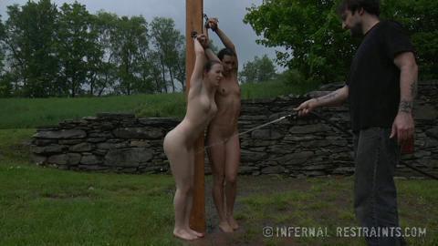 Wenona & Mattie Borders - Hard BDSM