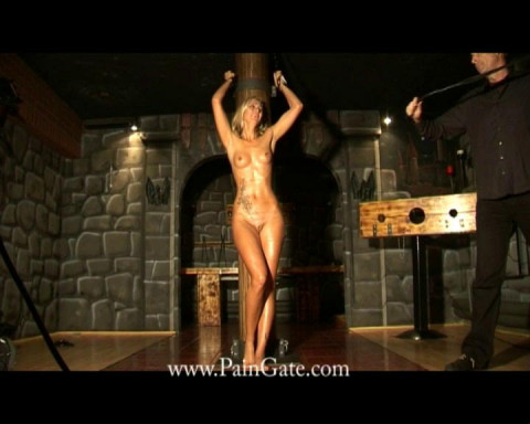PainGate - Nov 27th, 2015 - Svenja in the Dungeon