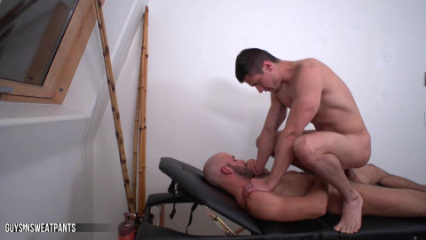 The loaded massage - Austin Wilde, Joey Moriarty