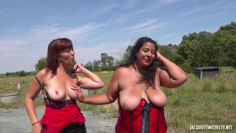 Busty big ass mature sluts banged in orgy fuck
