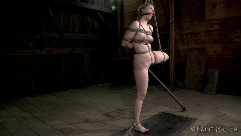 Hardtied Extreme Rope Bondage video 65