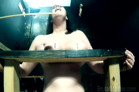 The Wench | Tit Nail Torture