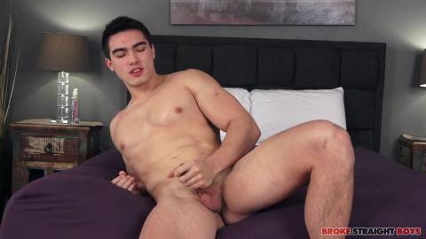 BrokeStraightBoys - Broke Straight Axel Kane Jerks Off
