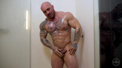 Friendly Cowboy Gets Naked, Ryder