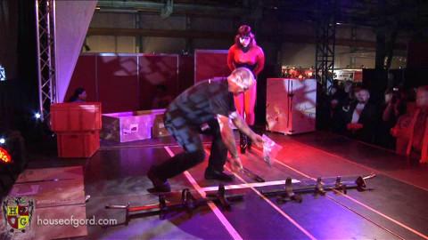Houseofgord - Bondage Mayhem at Boundcon  - Part 1  HD 2015