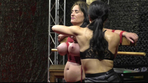 Breastslave S. at BoundCon XIV Part 2-CAM2
