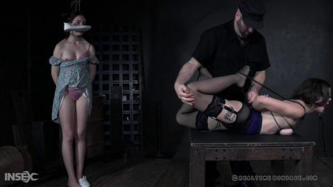 Anastasia & Maya Punished & Whipped Together