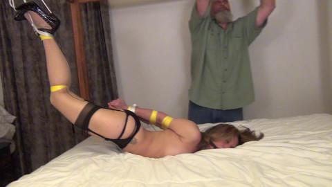 Briella Jaden: Ivans Sleeping captive