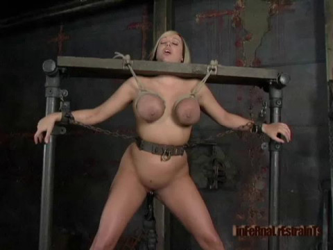Vip Gold Sweet Beautifull Perfect Collection Infernal Restraints. Part 6.