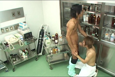 Male Nurses Get Horny Seeing My Hard Dick vol.2