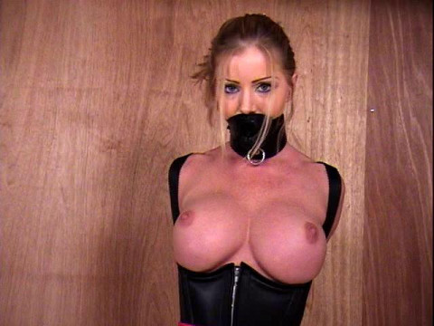 Summer and her extremely enticing girlfriends encased in skintight latex and spande