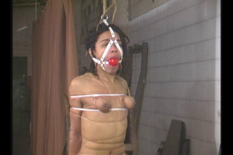 Cruel Nude Bondage for JeC