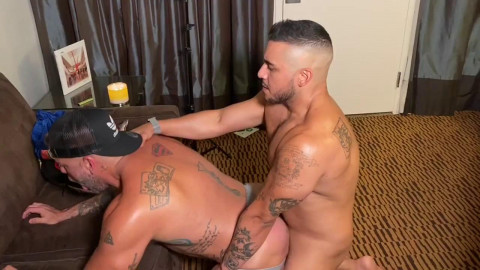 RawFuckClub The Rubdown Part 2 - The Climax