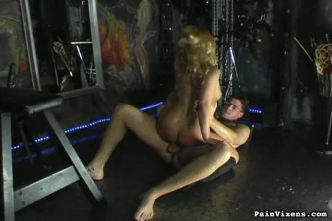 Blonde Pain Slut (2013)