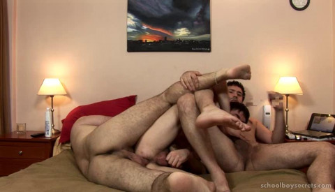 Schoolboy Secrets - Hunted Part Two, An Orgy