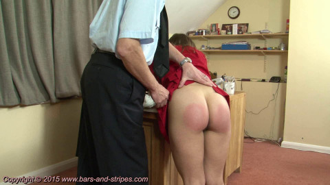 Rosie Ann in the clip: Harsher Measures