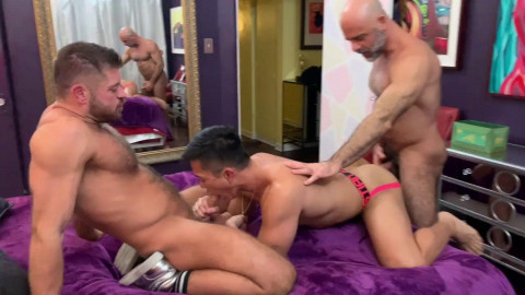 Full Scene - Adam Russo & Jack Andy breed Jkab Ethan Dale