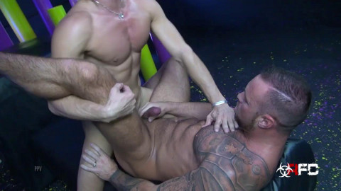 Raw Fuck Club - Michael Roman and Armando De Armas