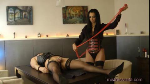 Mistress Zita - Sissy Slut Training (Amator)