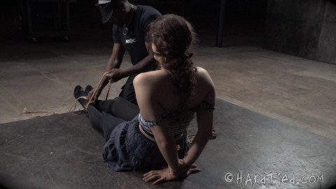 Lost in Rope - Endza - BDSM, Humiliation, Torture