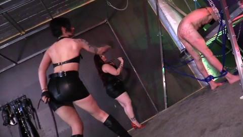 Anti-Sex League - Cybill Troy & Sheri Darling