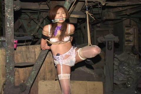 Extreme Japanese  Rope Bondage 5