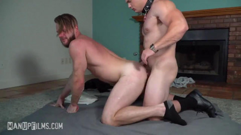 Collin just wanted a recent rug - Collin Simpson, Brian Bond
