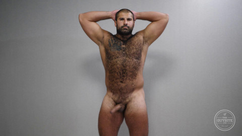 Andrei - Naked Russian Bear