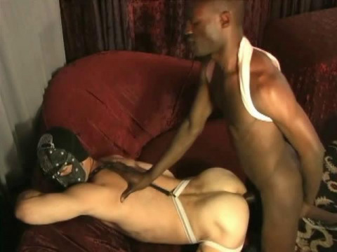 Interracial wild action