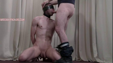 Chris - Cuffed exposed, reduced to tears, blindfolded