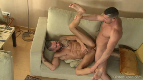 Cody Banx and Gabriel Lunna