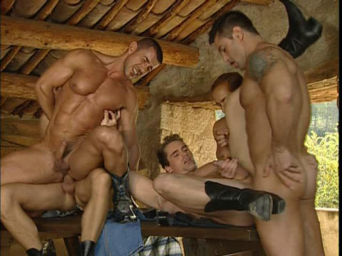Perfect group sex dream