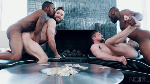 Noir Male - Strip Poker 1080p