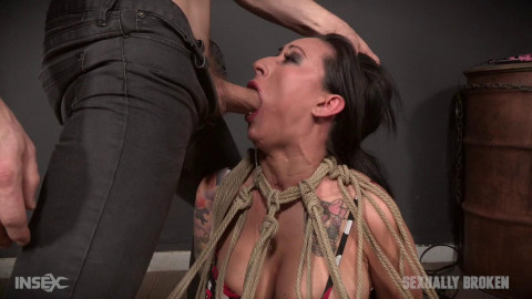 Lily Lane - Roped N Rammed