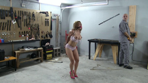 Nipple Torture for Asiana Part 1 - Rigger School - 1080p