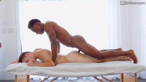 GayRoom - Massage Bait - Rubbed The Right Way 2