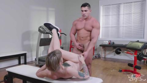 Lena Kelly - A Hardcore Workout