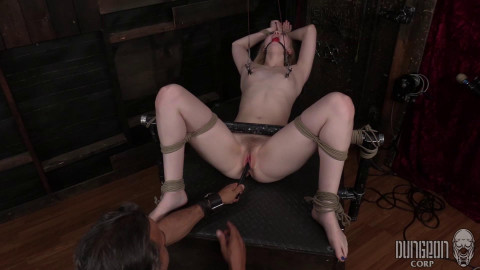 The Good Little Bondage Slave part 4