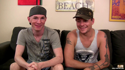 Behind the scenes - Isaac Conn & Jesse Idol 1080p