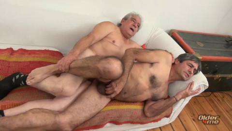 Older4Me - Grandpa Chaser - Jerome & Kenso