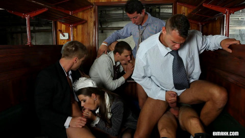 Big Bi Orgy Goes Hard and Shows Us All Why Looking Good