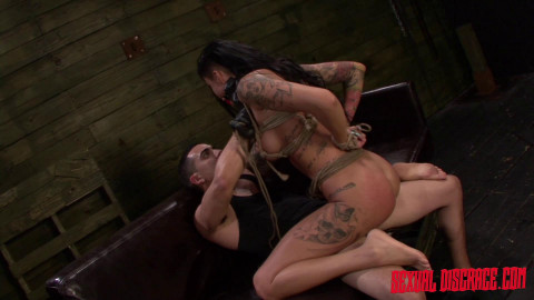 Alby Rydes Becomes the Perfect Sex Slave for Rough Sex
