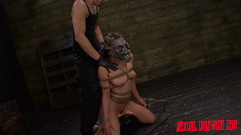 Callie Calypso is Excited for Rope Bondage, Sybian, Rough Anal Sex Deepthroat (2015)