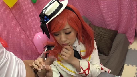 Called for cosplay photo session and divorced for sex - Bisei Ruka