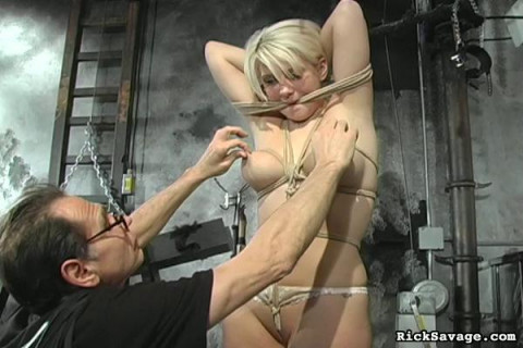 Rick Savage - Girls Of Pain 5 Kimberly Gets Pushed To The Limit